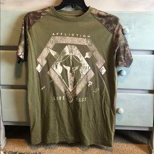 Men's Affliction T-shirt
